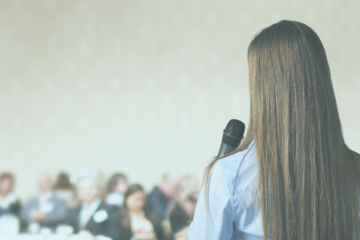 Tips om authentiek te spreken voor publiek