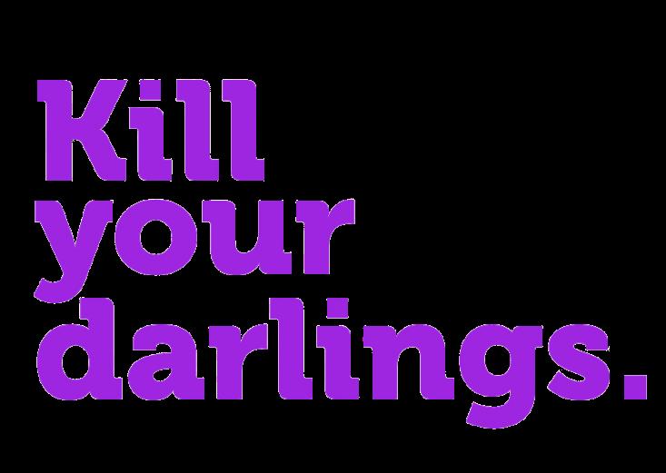 Logo Kill Your Darlings